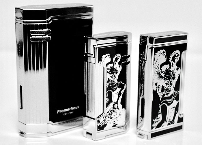 Prometheus Lighters