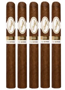 Davidoff 702 Series 2000 Pack of 5 Cigars