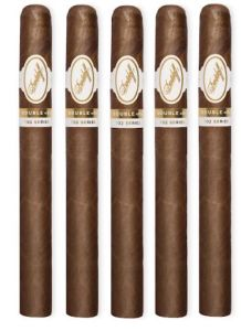 Davidoff 702 Series Double R Pack of 5 Cigars