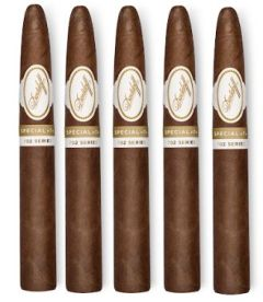 Davidoff 702 Series Special T Pack of 5 Cigars