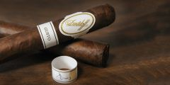 Davidoff Vault Gusto Private Collection Robusto