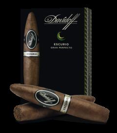 Davidoff Escurio Gran Perfecto 4 Pack