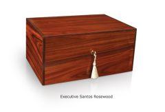 Savoy Executive Santos Rosewood Medium Humidor