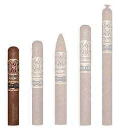 OpusX The Lost City Robusto