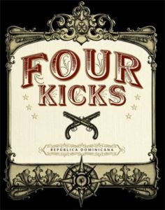 Four Kicks Robusto Extra