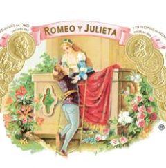 Romeo Y Julieta Rothchilde En Tubo