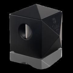 Black Colibri Quasar Two-in-One Desktop Cigar Cutter
