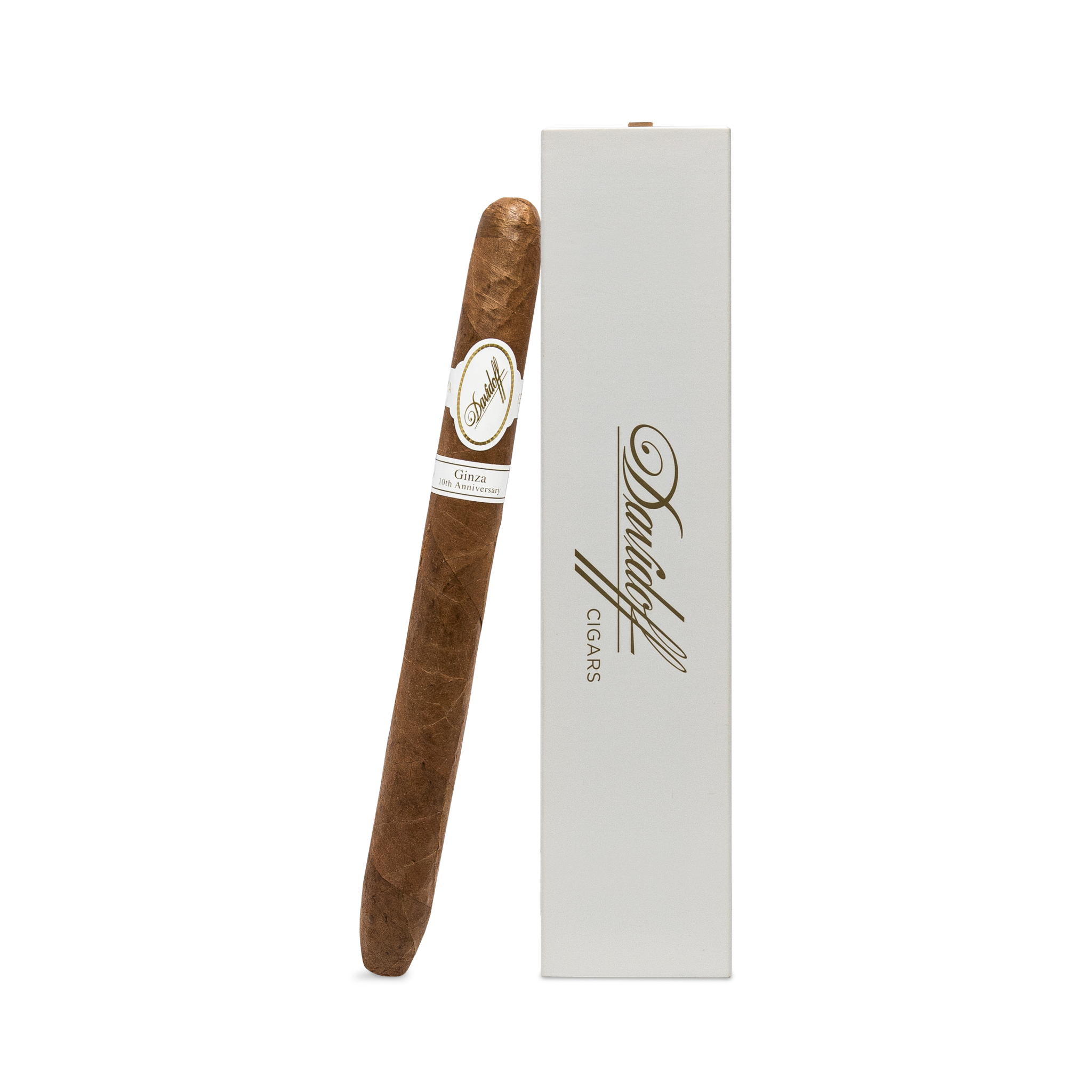Davidoff Adds the Ginza 10th Anniversary To Its Vault Series