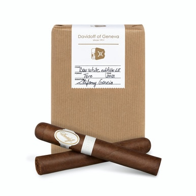 Davidoff White Edition 2012 Is Here