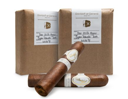 Introducing The Newest Addition to The Vault : The Davidoff USA 25th Anniversary