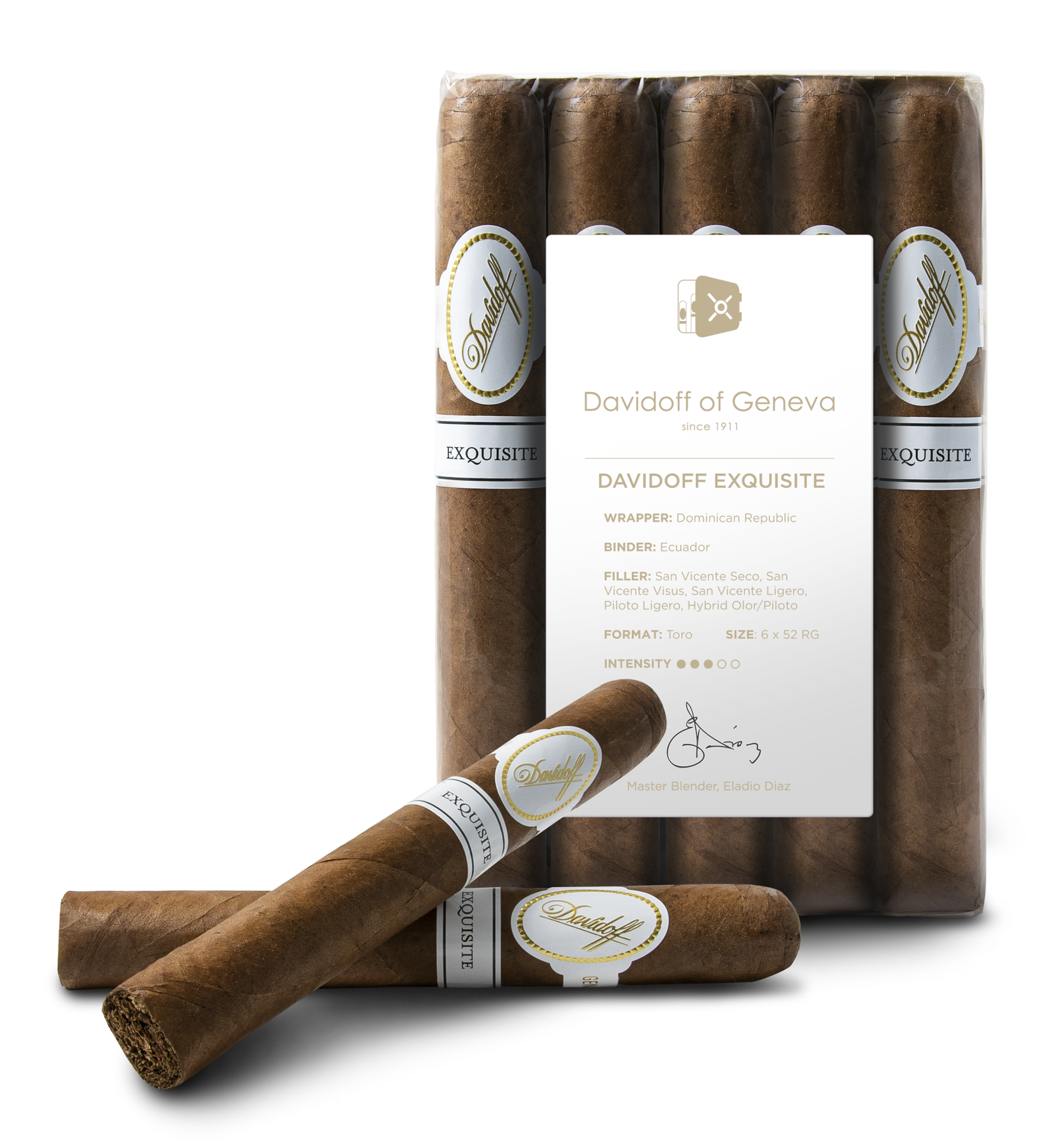 Introducing the Newest Davidoff Vault Release the Exquisite Toro