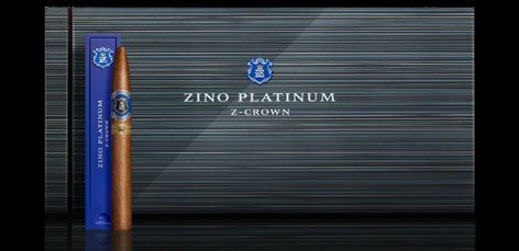 Cigar Overview: Zino Platinum Z-Crown Series